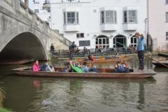 ISB Cambridge trip 2014